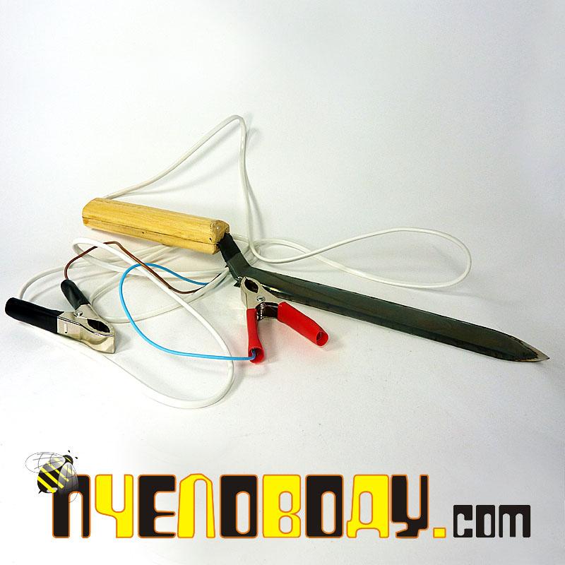 Как сделать электронож своими руками